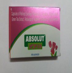 ABSOLUT WOMAN TABLET 10`S