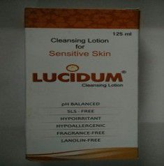 LUCIDUM CLEANSING LOTION 100ML