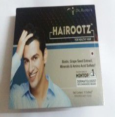 HAIROOTZ SOFTGEL CAP