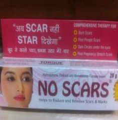 NO SCARS CREAM 20GM