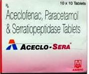 Aceclo Sera Tablet : Uses, Price, Benefits, Side Effects, Reviews    SaveOnMedicals
