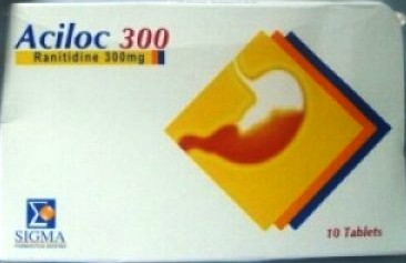 ACILOC 300MG TABLET 20`S