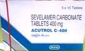 ACUTROL C 400MG TABLET