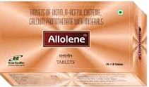 ALLOLENE TABLET 10`S
