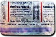 AMLOZ 5MG TABLET