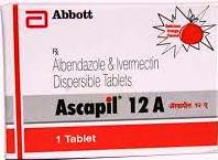 ASCAPIL 12MG A TABLET