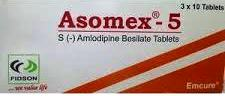 ASOMEX 5MG TABLET