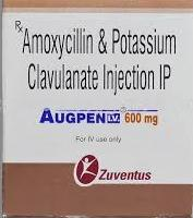 AUGPEN IV 600MG INJECTION