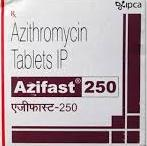 AZIFAST 250MG TABLET