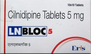LNBLOC 5MG TABLET 10`S