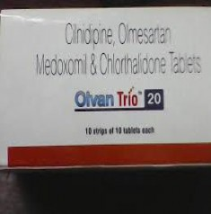 OLVAN TRIO 20MG TABLET