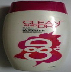 CLEAN & DRY POWDER