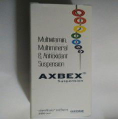 AXBEX SYRUP 200ML