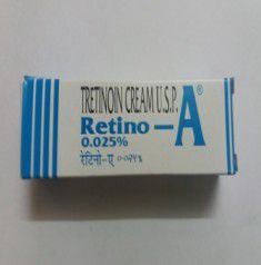 RETINO A 0.25% CREAM 20GM
